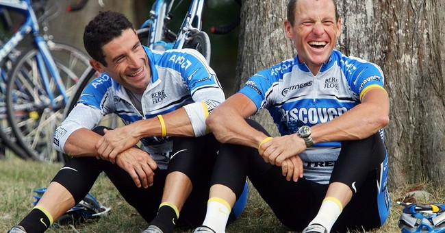 Armstrong teammate Hincapie pens stark memoir