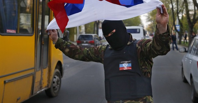 Ukraine moves against insurgents in the east