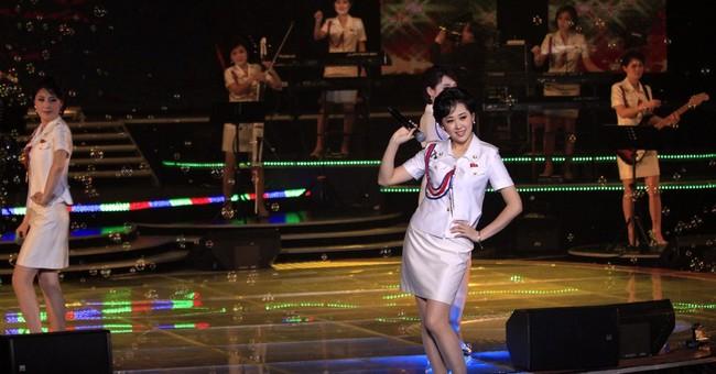 Pyongyang's pop queens stage comeback