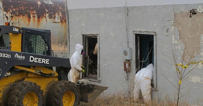 North Dakota finds more radioactive oil waste