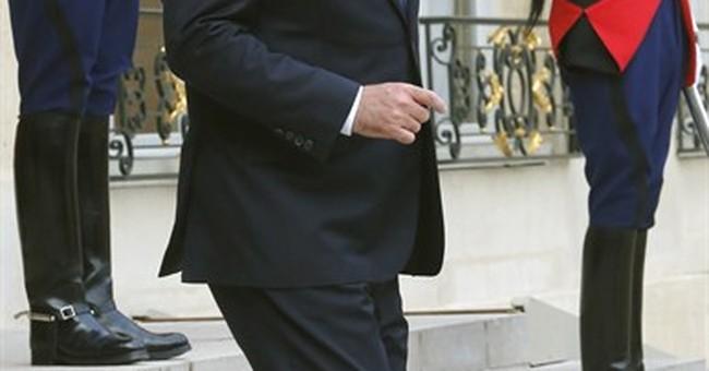 France warns against war in Ukraine