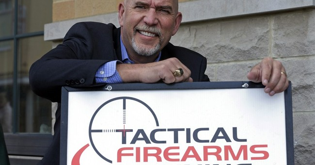 NRA seeks universal gun law at national meeting