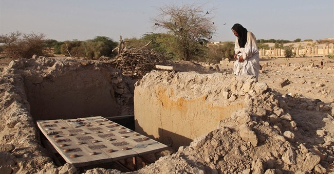 Timbuktu's storied mausoleums to rise from ruins