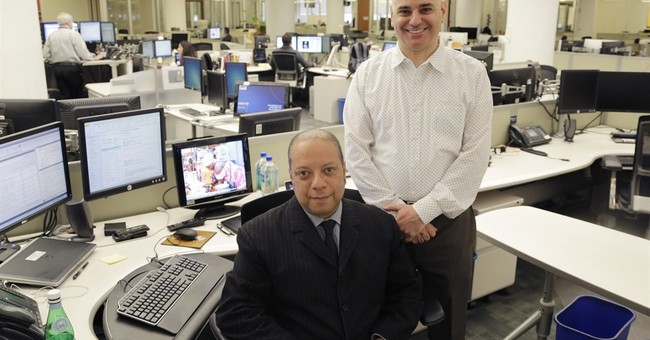 Fakahany, Mancini picked for AP Nerve Center posts