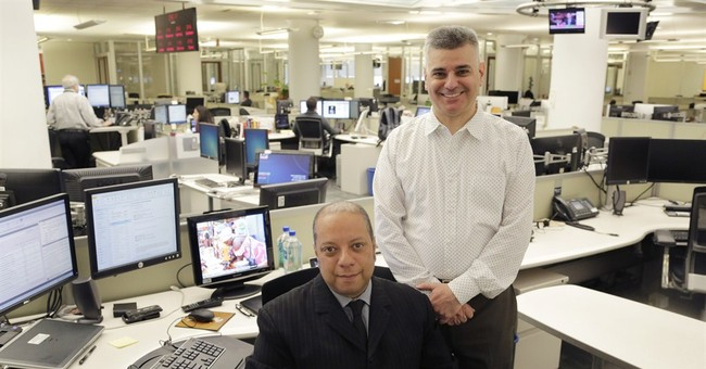 Fakahany, Mancini picked for AP Nerve Center posts