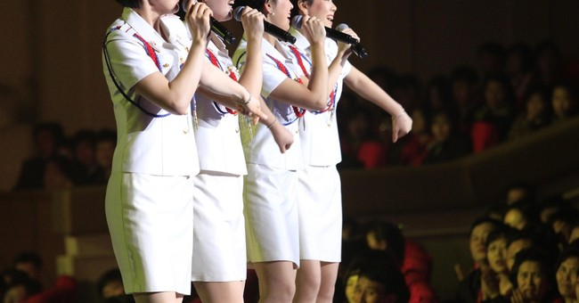 Pyongyang's pop queens stage comeback