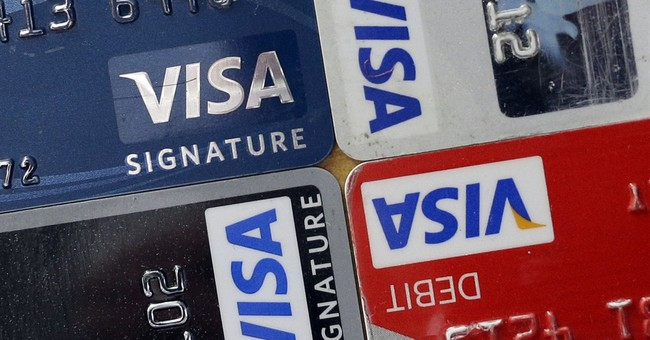 Visa's 2Q profit jumps 26 percent as payments grow