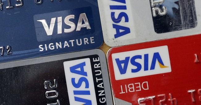Visa's 2Q profit jumps 26 percent as payments grow