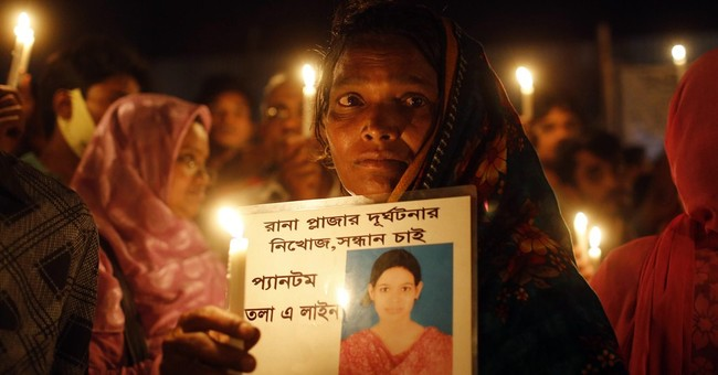 1 year after factory collapse, Bangladeshis suffer