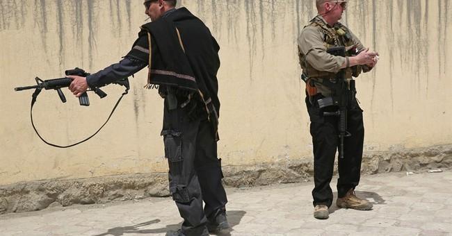5 NATO troops killed in Afghan helicopter crash