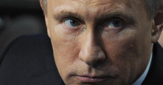 Russia's Putin calls the Internet a 'CIA project'