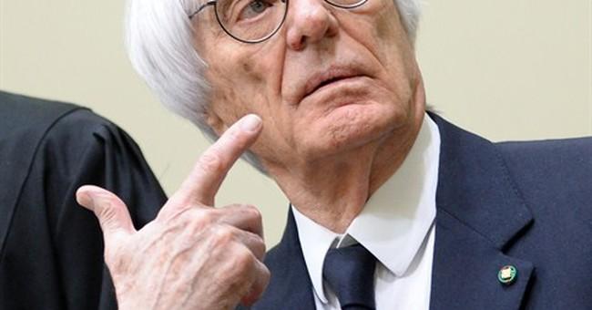 F1 boss Bernie Ecclestone rejects bribery charges
