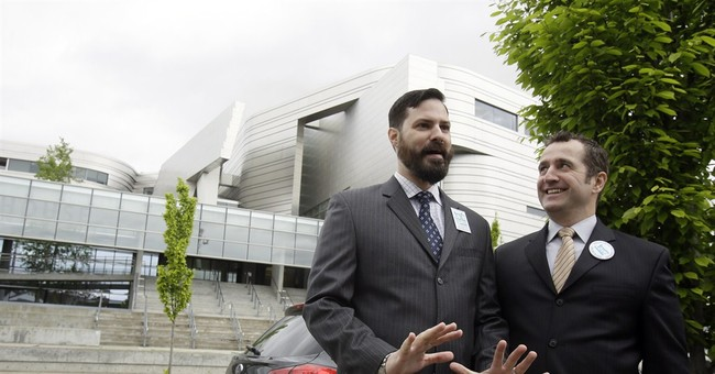 Oregon gay marriage ban gets day in court