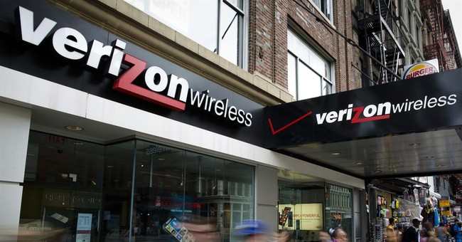 Verizon 1Q profit surges on Vodafone-related gains