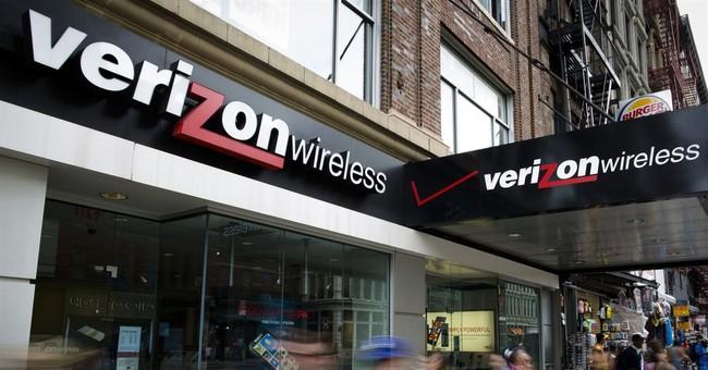 Verizon 1Q profit surges on Vodafone-related gains