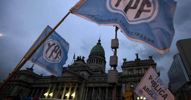 Argentina's Congress approves $5B Repsol indemnity