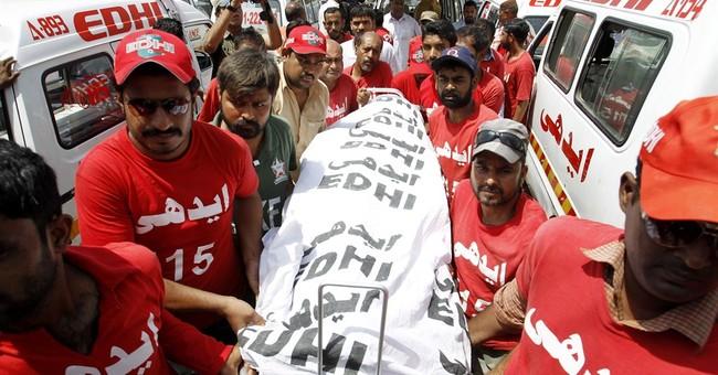 Army: Airstrikes in Pakistan tribal region kill 37