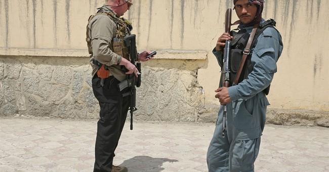 Gunman kills 3 Americans at Kabul hospital