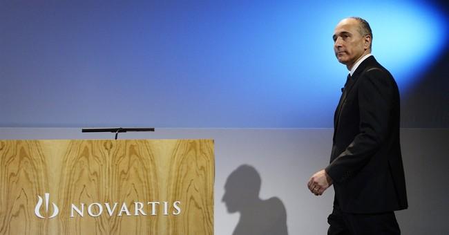 New drug sales help boost Novartis Q1 profit