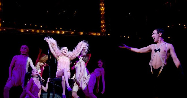 'Cabaret' debut evokes simpler time for Williams