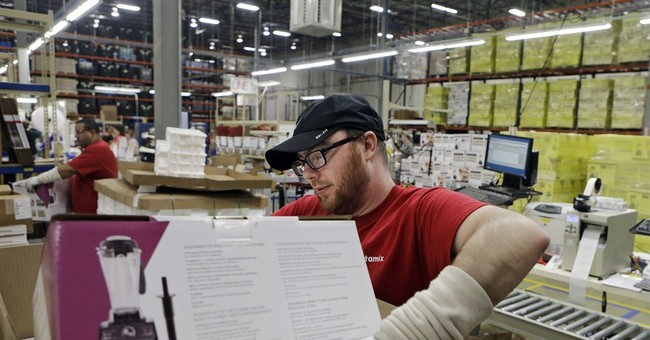 US durable goods orders up 2.6 percent in March