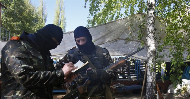 Official: Military observers detained in Ukraine