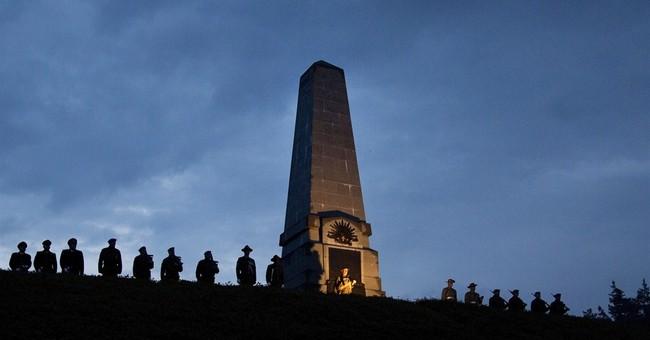 Across globe, ANZAC tributes for fallen soldiers