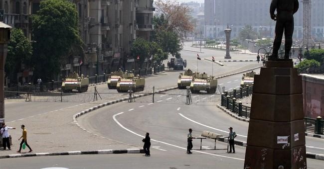 Egypt arrests Muslim Brotherhood spokesman