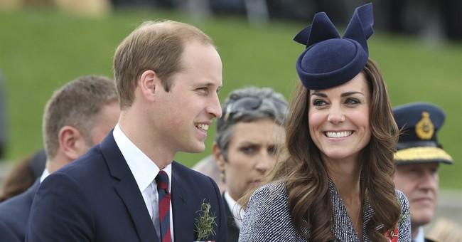 Britain's young royal family end Australian tour