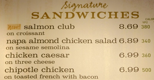 Where will calorie labels appear? Not just menus