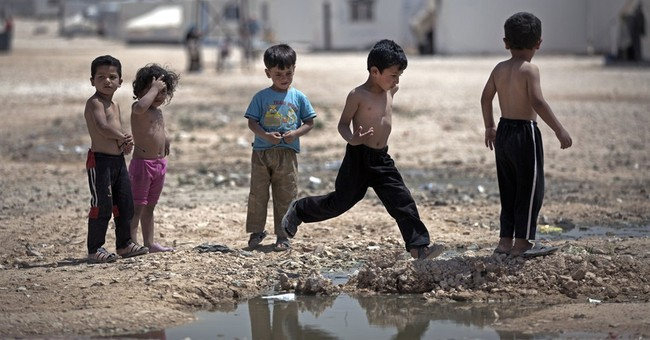 A look at Syrian refugees in neighboring countries