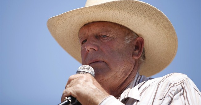 Nevada rancher had limited sympathy in the West
