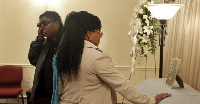 Funeral held for NYC inmate who died in hot cell