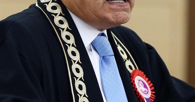 Turkey's top judge criticizes prime minister