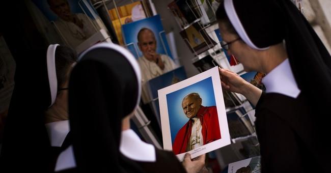 Saintly popes mended Catholic-Jewish relations