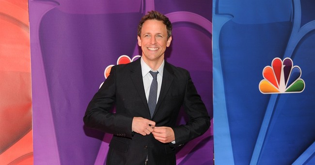 NBC taps Seth Meyers as next Emmys host