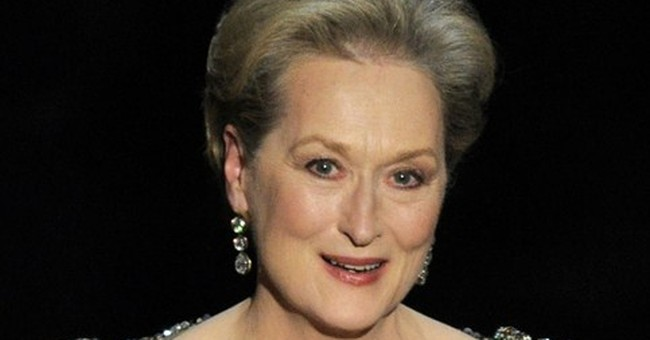 Streep, Fey among readers at poetry gala