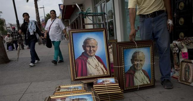 John Paul II sainthood stirs Latin Americans