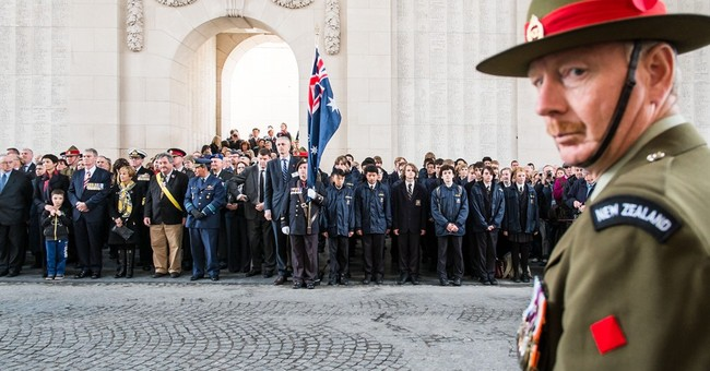 Across globe, ANZAC tributes for fallen soldiers