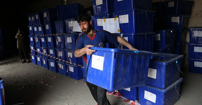 No quick finish expected for Afghan elections