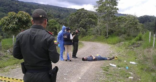 UK teen dies in Colombia after taking hallucinogen