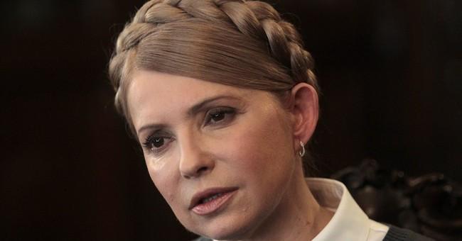 AP Interview: Tymoshenko calls for NATO membership