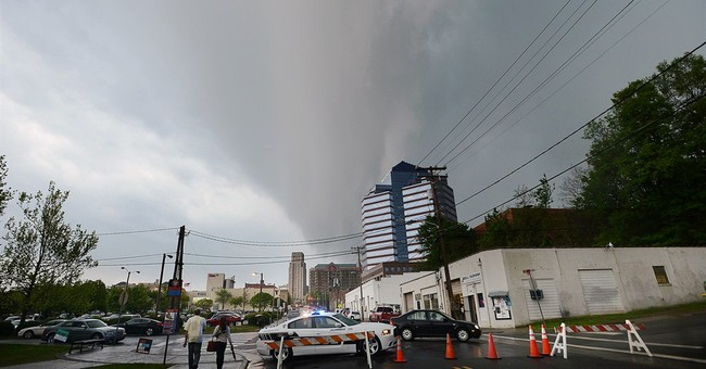 Eastern NC tornadoes damage homes, injure a dozen