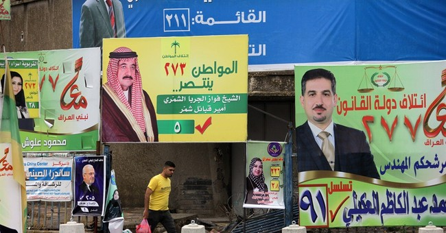 A look at major players in Iraq national elections