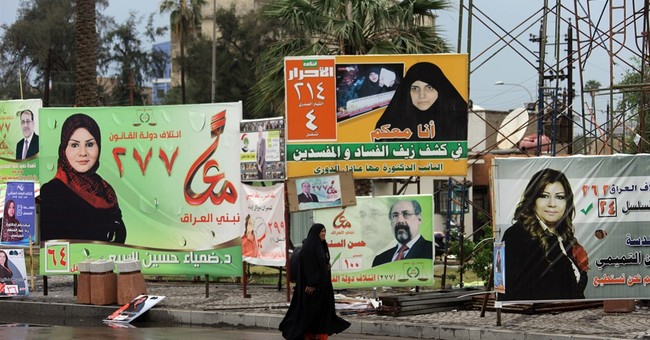 Iraqis to vote for new parliament with dim hopes