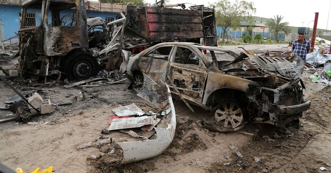 Shiite rally bombing sparks reprisals in Iraq