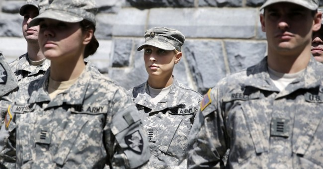 West Point works to boost female cadet numbers