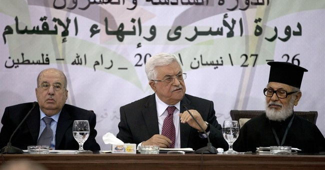 Abbas tries to reassure Israel about Hamas role