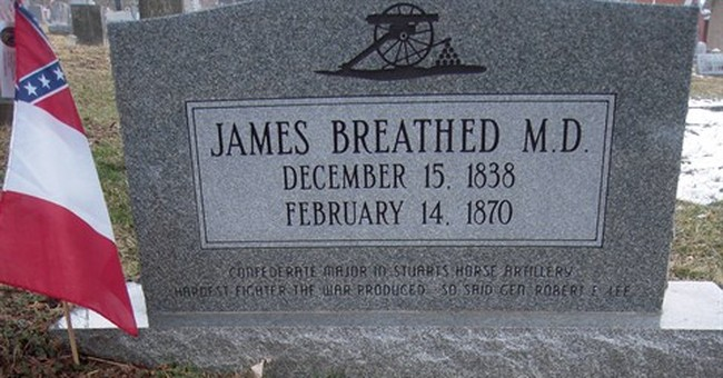 Confederate heroes have their own medal of honor