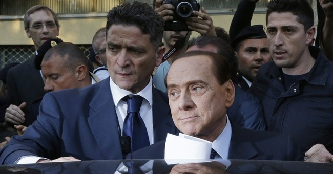 New Berlusconi gaffe: 'Germans deny death camps'